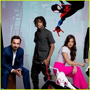 'Spider-Man: Into the Spider-Verse' Voice Cast - Meet the Actors!