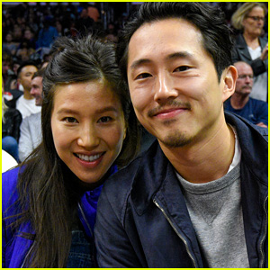 Steven Yeun & Wife Joana Pak Are Expecting Their Second Child!
