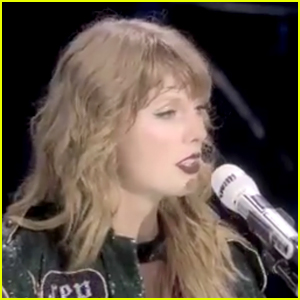 Taylor Swift Shares Preview of 'All Too Well' from Netflix Concert Film - Watch Now!
