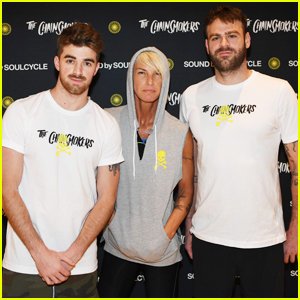 The Chainsmokers Host Sound by SoulCycle Ride-Concert in Vegas!