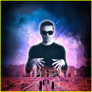 Thomas Dekker Releases 'Reaper' Music Video & New Album 'Into the Night'!