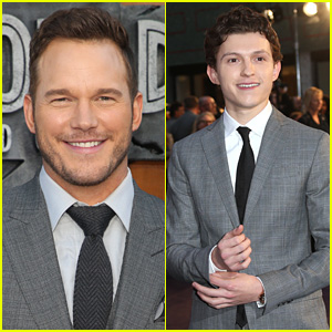 Chris Pratt & Tom Holland To Star in Pixar's Upcoming Film 'Onward'