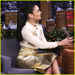 Vanessa Hudgens Can Read Jennifer Lopez's Mind - Watch!