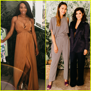 Venus Williams, Jamie Chung & Diane Guerrero Attend Create & Cultivate Vision Summit in Miami!