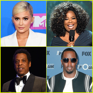 America's Wealthiest Celebrity in 2018 Has a Net Worth of Over $5 Billion - See the Top 10 List!