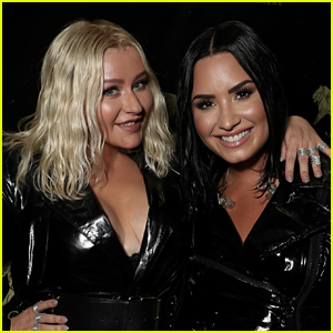 Christina Aguilera Shows Love for Demi Lovato on Instagram - See What She Said!