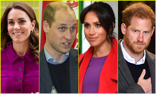 10 Year Challenge: Royals Edition - See Kate Middleton, Meghan Markle & More Then & Now!