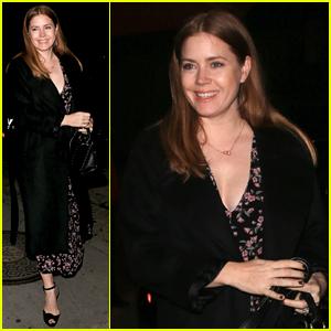 Amy Adams Is All Smiles Hours Before Oscars 2019 Nomination!