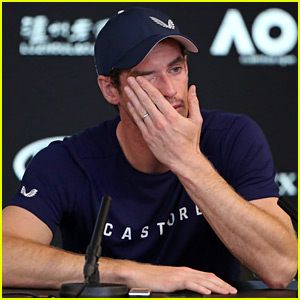 Andy Murray Tearfully Announces He's Retiring from Tennis