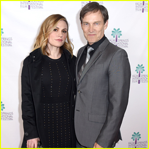 Anna Paquin & Stephen Moyer Bring 'The Parting Glass' To Palm Springs Fest 2019!