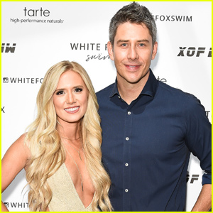 'The Bachelor's Arie Luyendyk Jr. & Lauren Burnham Tie the Knot!