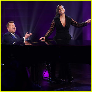 Ashley Graham Joins James Corden In Epic Duet About Body Positivity - Watch Here!