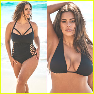Ashley Graham Relaunches Swimsuits For All Essentials