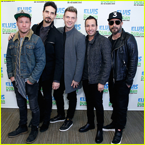 Backstreet Boys Say They 'Did Not Expect' Grammy Nomination