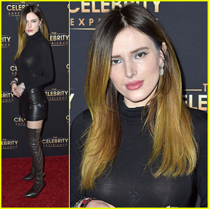 Bella Thorne Brings The Celebrity Experience To LA