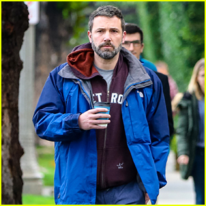 Ben Affleck Photographed for the First Time in Weeks