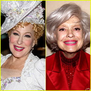 Bette Midler Pays Tribute to Fellow 'Dolly,' the Late Carol Channing