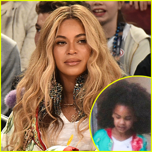 Beyonce Compares Current Blue Ivy Photo to Her Younger Self!