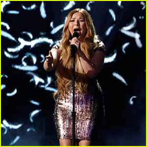 AGT's First Winner Bianca Ryan Wows with 'Say Something' Vocals for 'Champions' Performance (Video)
