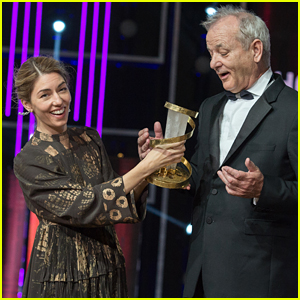 Bill Murray & Sofia Coppola Are Teaming Up Again for Apple's First Film!