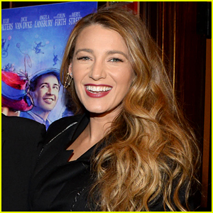Blake Lively Shows Off Her Stylish Look After Hosting 'Mary Poppins Returns' Screening!