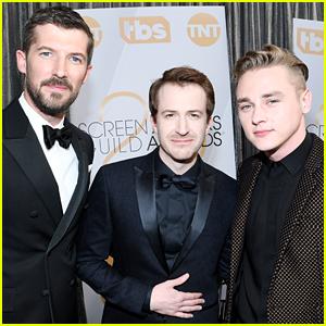'Bohemian Rhapsody' Cast Teams Up for SAG Awards 2019