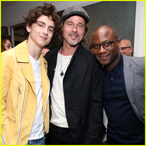 Brad Pitt Hosts 'If Beale Street Could Talk' Screening to Honor Barry Jenkins