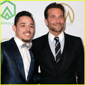 Bradley Cooper & 'A Star is Born' Co-Star Anthony Ramos Buddy Up at Producers Guild Awards 2019