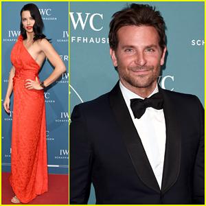 Bradley Cooper & Adriana Lima Celebrate Pilot's Watches at IWC Schaffhausen Gala 2019!