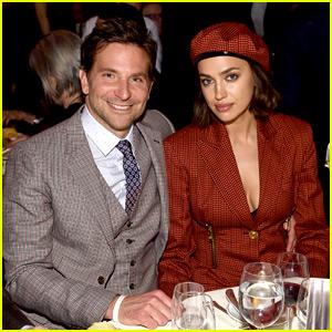 Irina Shayk Supports Bradley Cooper at NBR Awards Gala!