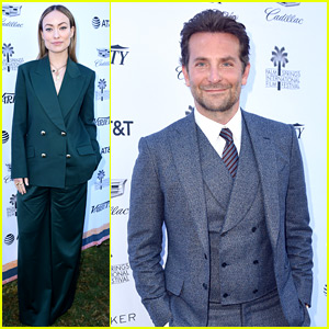 Bradley Cooper & Olivia Wilde Honored for Their Work as Directors at Variety Event!