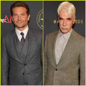 Bradley Cooper & Sam Elliott Represent 'A Star Is Born' at AFI Awards 2019!