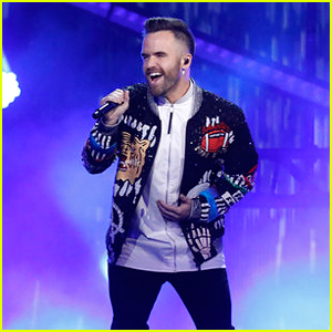 Brian Justin Crum Wins America's Vote with 'Your Song' Performance on 'AGT: The Champions'
