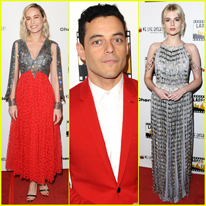 Brie Larson & Rami Malek Step Out for Online Film Critics Awards - See Full List of Winners!