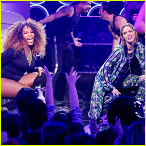Brooklyn Decker Brings Out Serena Williams for Her 'Lip Sync Battle' Performance! (Video)
