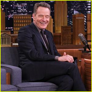 Bryan Cranston Confirms 'Breaking Bad' Movie Rumor on 'Tonight Show'!