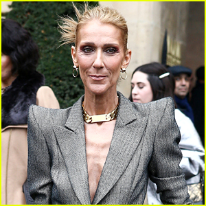 Celine Dion Responds to People Saying She's Too Skinny