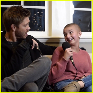 Chad Michael Murray Surprises 3-Time Cancer Survivor in Emotional Video - Watch!