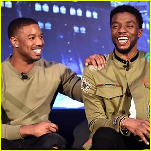 Black Panther's Michael B. Jordan & Chadwick Boseman Played the Same Role on 'All My Children'