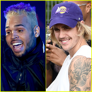Justin Bieber Supports Chris Brown After Rape Accusation