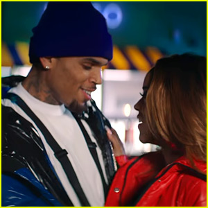 Chris Brown Falls for Serayah in 'Undecided' Music Video!