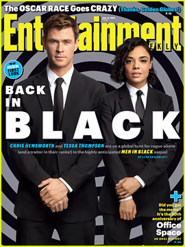 Chris Hemsworth Explains How 'Men In Black: International' Is Different From the First 3 Films