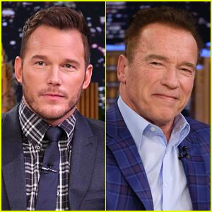 Arnold Schwarzenegger Gushes Over Future Son-in-Law Chris Pratt Years Before Katherine Schwarzenegger Engagement