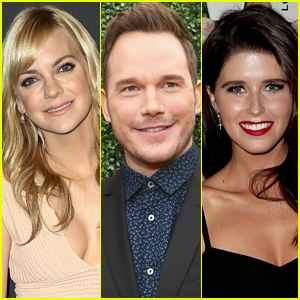 Chris Pratt Texted Anna Faris After Proposing to Katherine Schwarzenegger