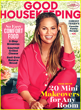 Chrissy Teigen Talks About Getting Into Fights with John Legend: 'We're Both Apologizers'