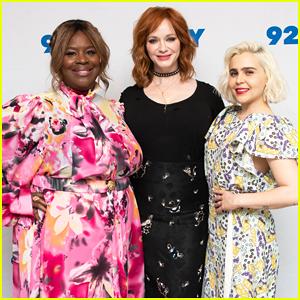 Christina Hendricks, Retta & Mae Whitman Set Date for 'Good Girls' Season 2!
