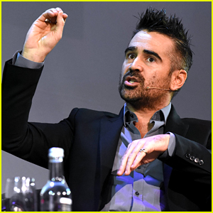 Colin Farrell Shares Life Lessons at Pendulum Summit 2019