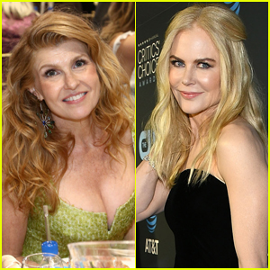 Connie Britton Reveals Nicole Kidman's Advice for Traveling With Kids - Listen!