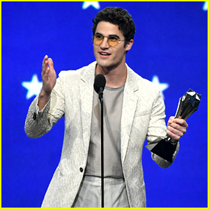 Darren Criss Apologizes for 'Any Future Lackluster Performances' at Critics' Choice Awards 2019!