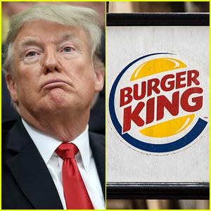 Burger King Shades Donald Trump for Misspelling 'Hamburgers'